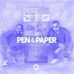 Ko-Jo Cue x Shaker – Pen & Paper