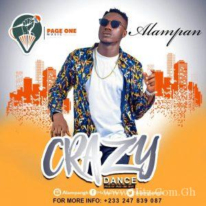 Alampan Crazy Dance Prod. Page One 300x300 - Alampan - Crazy Dance (Prod. By Page One)