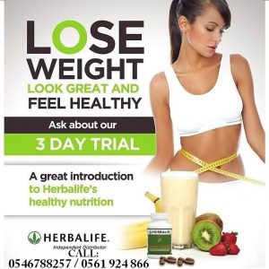 How to Use Herbalife Shakes to Lose Weight