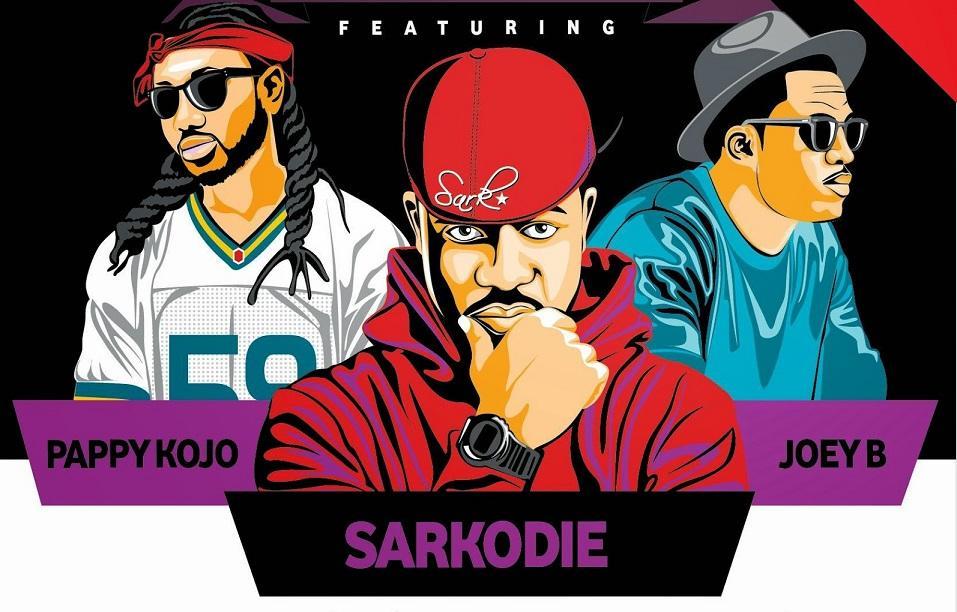 Joey B & Pappy Kojo Ft. Sarkodie – New LOrds (prod by Magnom)