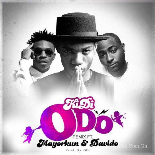 Kidi – Odo (Remix) feat. Mayorkun & Davido