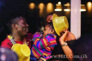 Shatta Michy tips her son, Majesty to be a music star