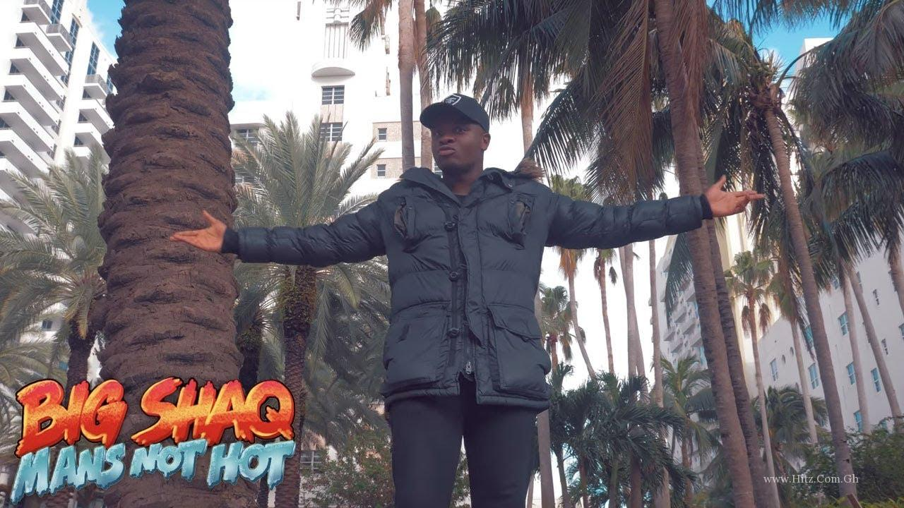 Big Shaq – Mans Not Hot (Music Video)