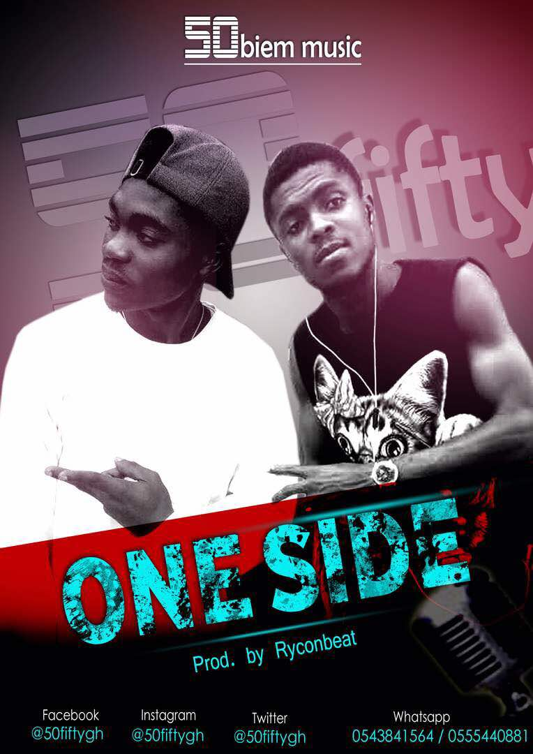 50 fifty - One Side (prod by Rycon beatz)