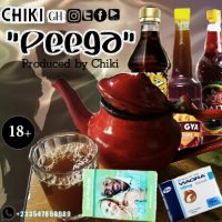 Abusuapanin Chiki Peega Prod. By Chiki 200x200 - K Gee - God In Control (Prod. By Dr. Ray Beat)