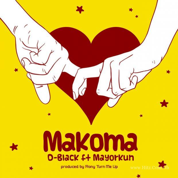 D-Black – Makoma ft Mayorkun (Prod By Ronny Turn me Up)