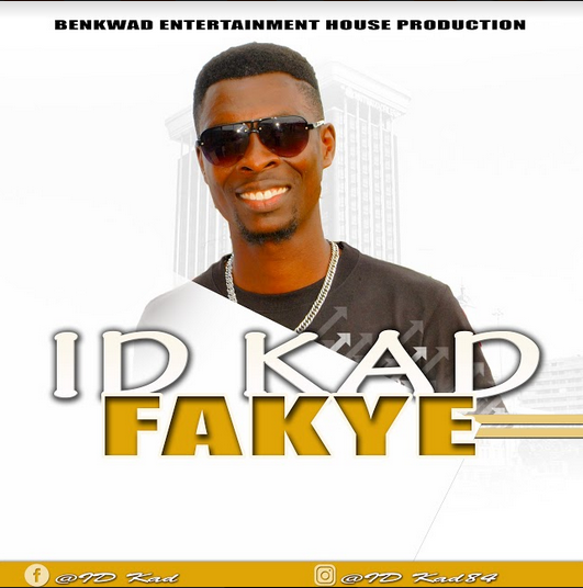ID Kad – Fakye Ft Quesi Flex(Prod. By Melody Afrika)