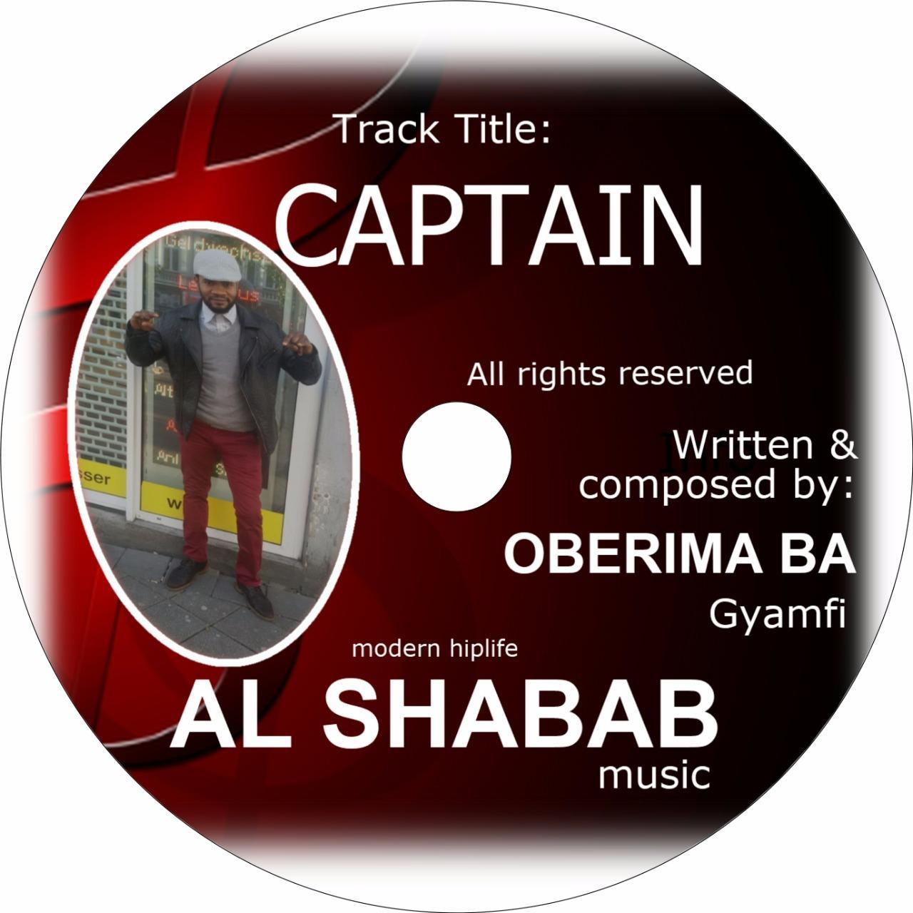 Obarima Ba Gyamfi – Captain