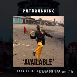 Patoranking – Available (Prod By DJ Catzico & Vista)