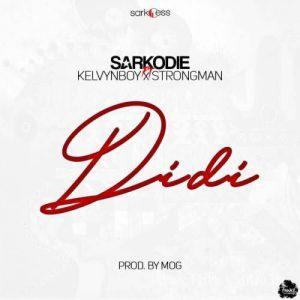 Sarkodie – Didi Feat Kelvynboy x Strongman Instrumental  (Prod by M.O.G Beatz)
