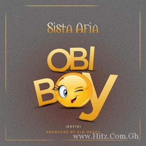 Sista Afia Obi Boy Captain Planet Cover Prod By Slo Deezy 300x300 - Sista Afia - Obi Boy (Captain Planet Cover) (Prod By Slo Deezy)