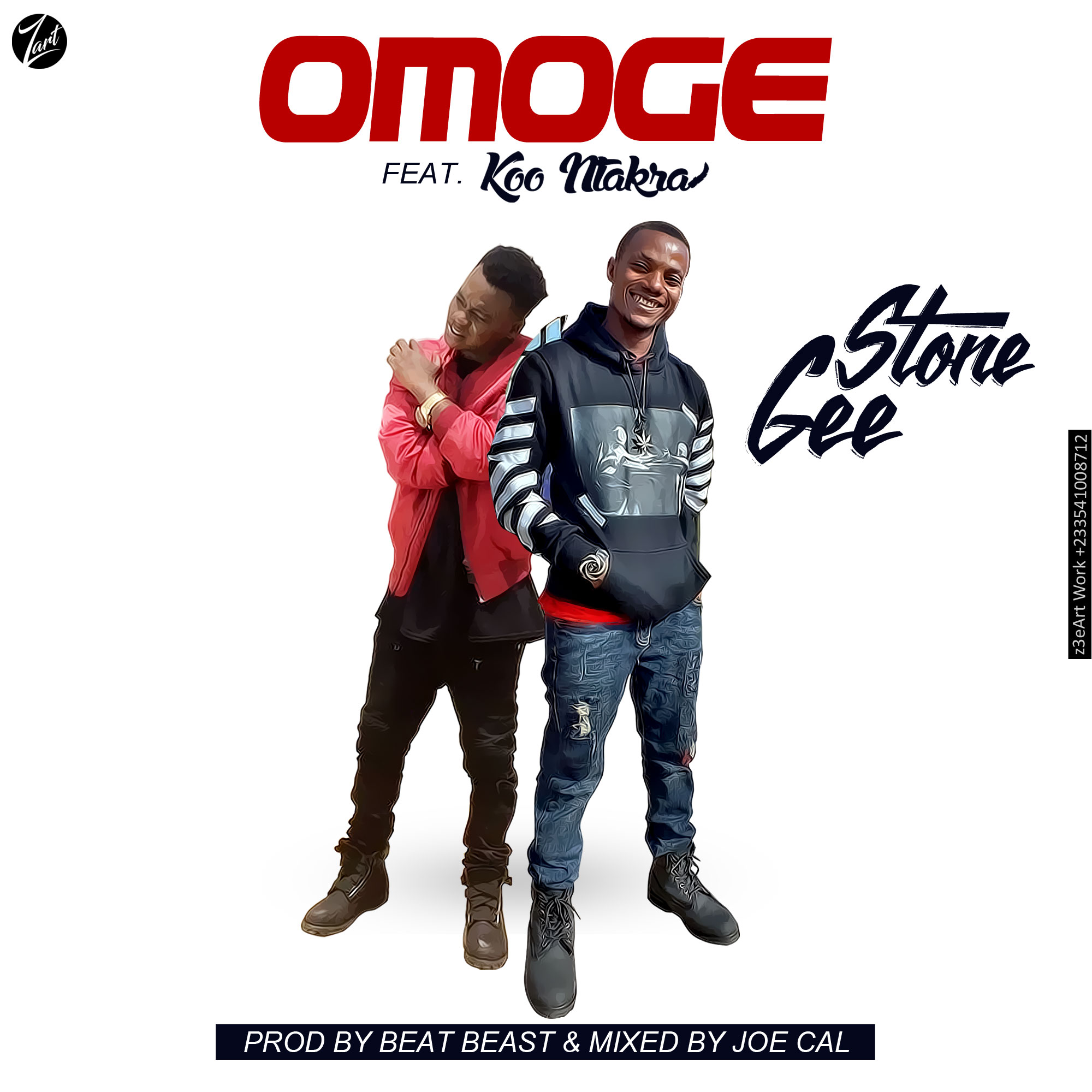 Stone Gee feat. Koo Ntakra – Omoge (Prod. by Beat Beast & Mixed by Joe Cal)