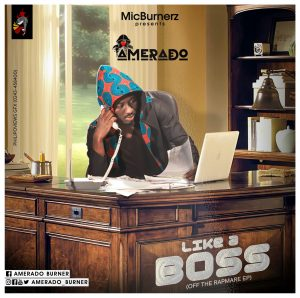 Amerado – Like A Boss (Prod.by TwoBars)
