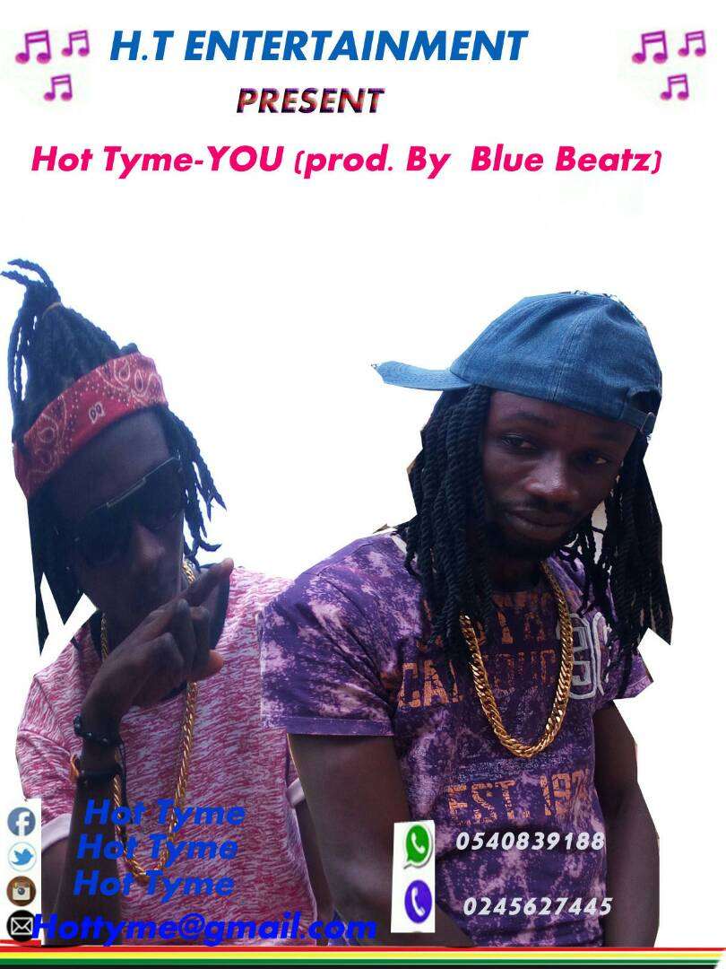 Hot Tyme – You (Prod. By Blue Beatz)