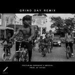 Kwesi Arthur feat Sarkodie & Medikal – Grind Day (Remix) (Prod. by Kayso)