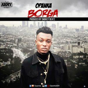 Opanka Borga Prod. by SmokeyBeatZ 300x300 - Opanka - Borga  (Prod. by SmokeyBeatZ)