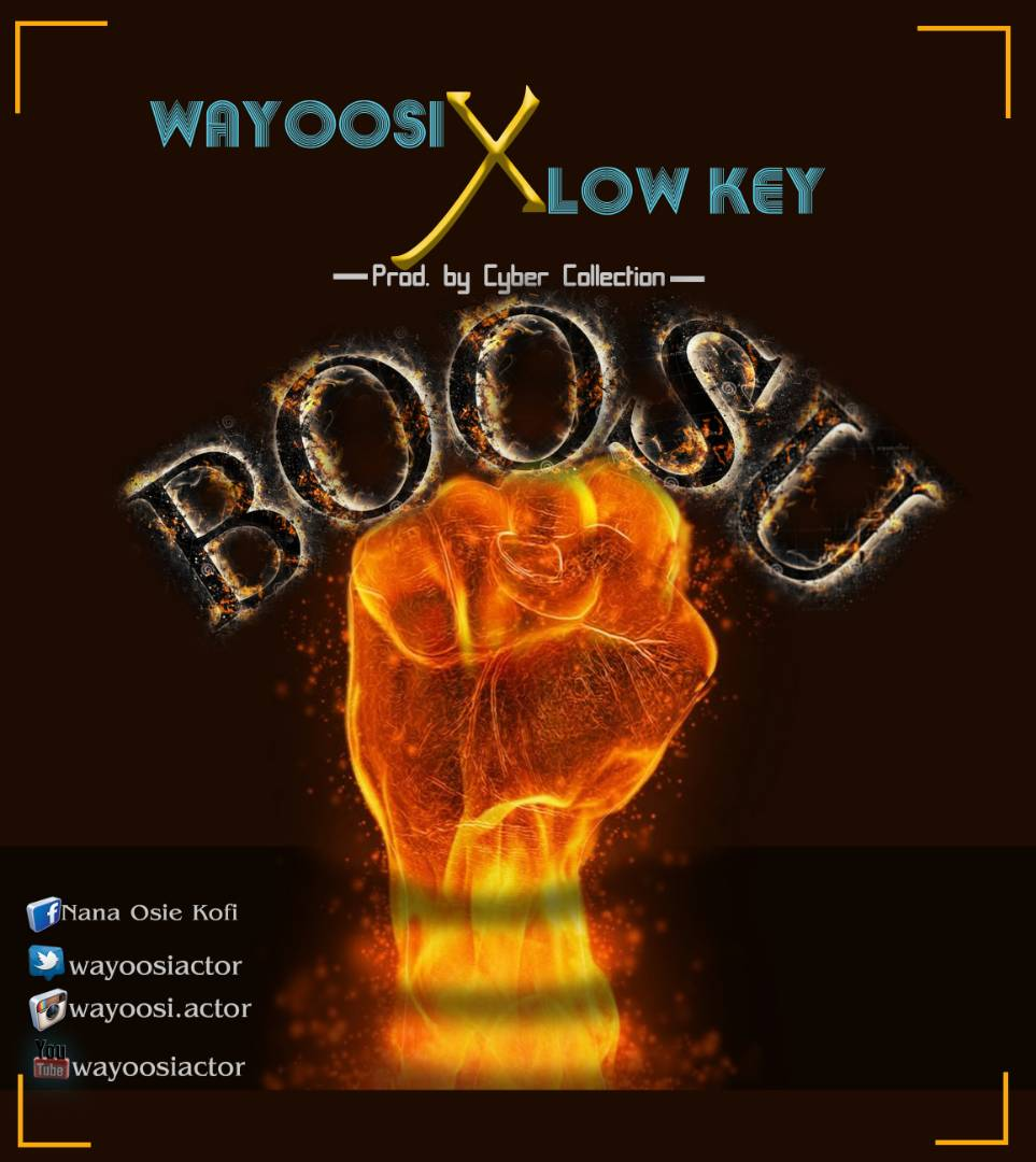 Wayoosi x Mr. Low Key - Boosu (Prod. By Cypher Connections)