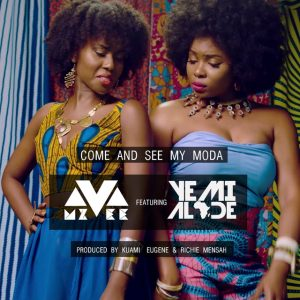 MzVee ft Yemi Alade – Come and See My Moda Prod. by Kuami Eugene Richie Mensah 300x300 - MzVee ft Yemi Alade – Come and See My Moda (Prod. by Kuami Eugene & Richie Mensah)