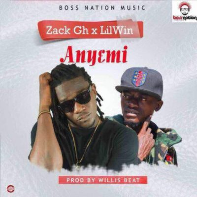 Nkansah Lil Win x Zack Gh - Anyemi (Prod By Willis Beat)