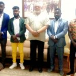 Former President J.J Rawlings Recognised The Talent Of Famouz
