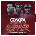Conqra – Rapper ft Amerado & Dee Tutu(Prod.by MicBurnerz Music)