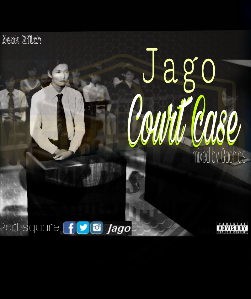 Jago - Court Case (Shatta wale Beef) (Mixed By Gachios)