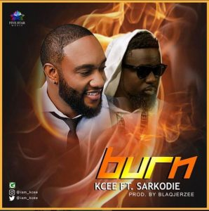 Kcee – Burn Ft. Sarkodie Prod. By Blaqjerzee 298x300 - Kcee - Burn Ft. Sarkodie (Prod. By Blaqjerzee)