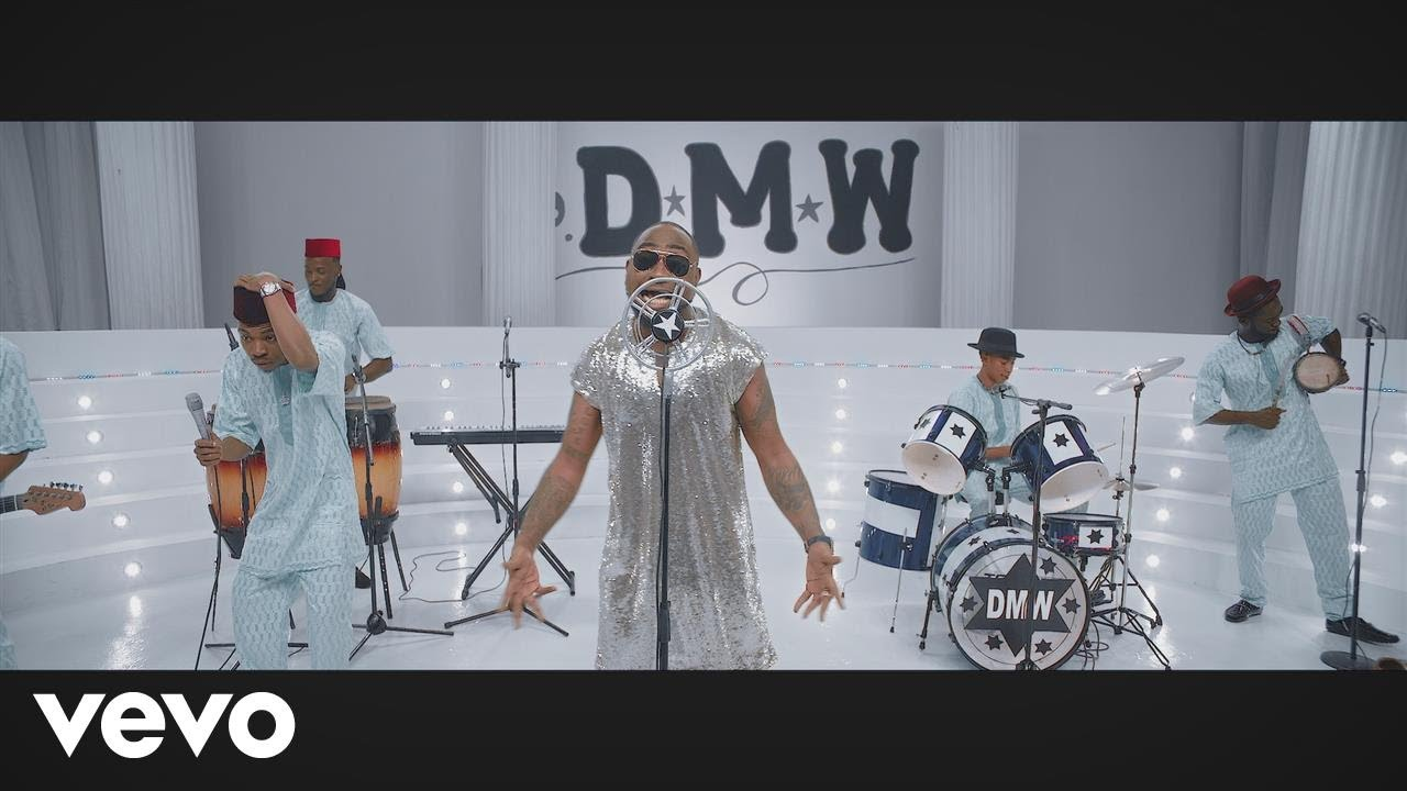 Davido – Flora My Flawa (Official Video)