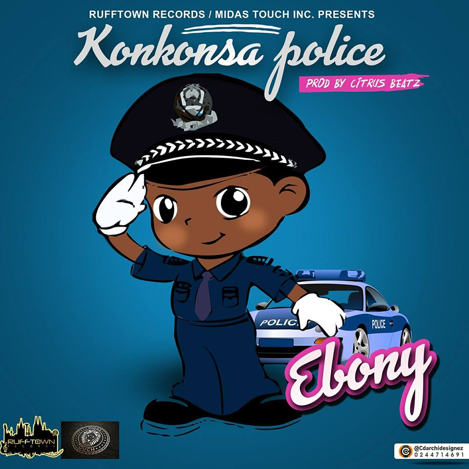"Ebony Reigns' ""Konkonsa Police"" Tops Chart On Itunes"
