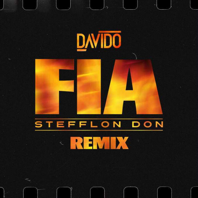 Davido – Fia (Remix) ft. Stefflon Don (Prod. by Fresh)