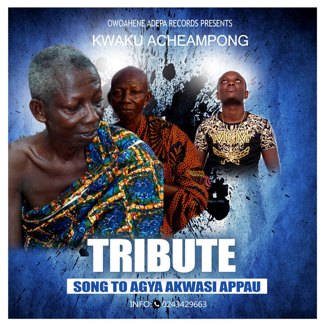 Kwaku Acheampong – Momma Mensu Bi (Prod By Nana Beatz)