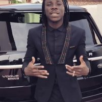 Stonebwoy Shows Off His Range Rover 200x200 - Stonebwoy Shows Off His Range Rover