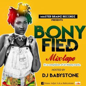 Ebony Bonified Mixtape By D.J Baby Stone
