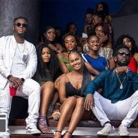dj mensah dance floor ft bisa kd 200x200 - DJ Mensah - Dance Floor ft. Bisa Kdei (Official Video)