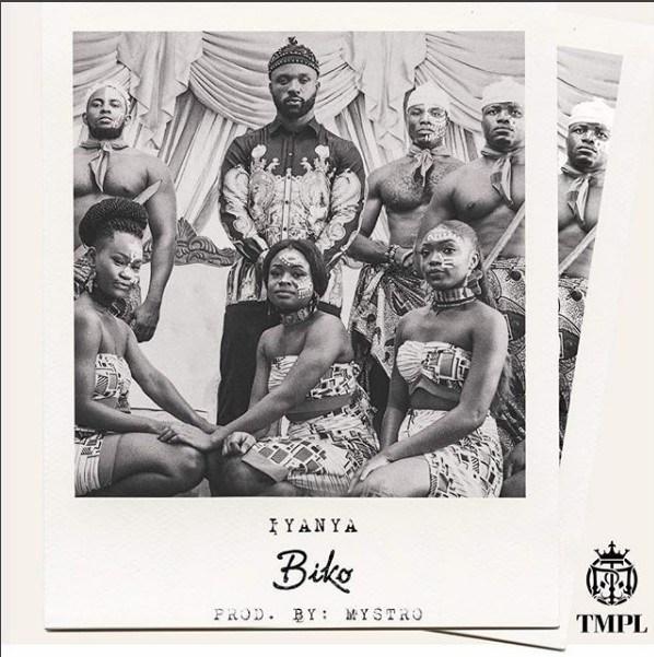 Iyanya – Biko (Prod. by Mysto)