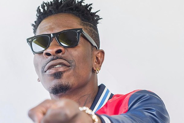 Shatta Wale – All Eyes On Me (Prod By Shawers Ebiem)