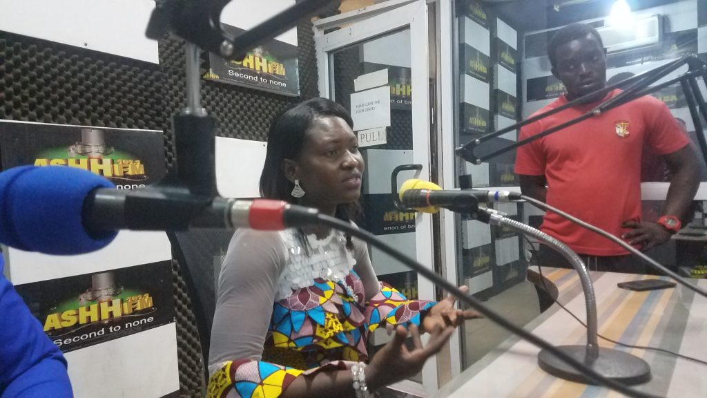 Mary Agyemang (Maryab Ghanaian Musician)