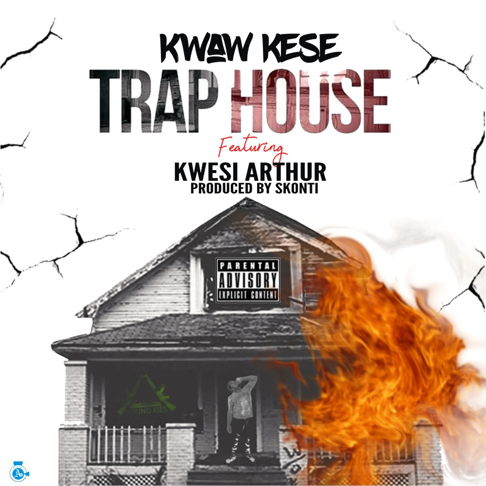 Kwaw Kese – Trap House ft. Kwesi Arthur (Prod. by Skonti)