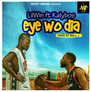 Lil Win Ft Kalybos Eye Wo Dia Prod By Ball J 297x300 - Lil Win Ft Kalybos - Eye Wo Dia (Prod By Ball J)