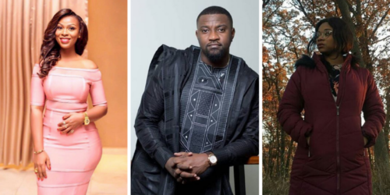 Woman who claims she's been dating John Dumelo for 4 years pops up ahead of his wedding