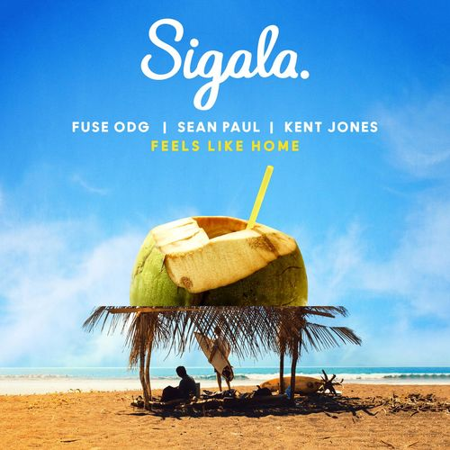 Fuse ODG – Feels Like Home ft. Sean Paul x Kent Jone