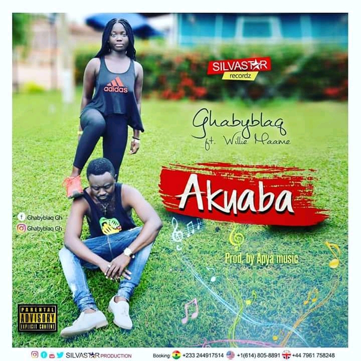 IMG 20180609 WA0022 - Ghaby Blaq Ft Willy Maame - Akuaba (Prod by Apya Music)