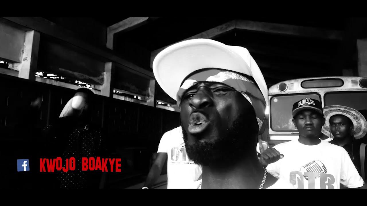 Kwojo Boakye – Kumasi Cypher 2018(Official Video)