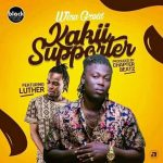 Wisa Greid Ft Luther – Kakii Supporter (Prod by Chapter Beatz)