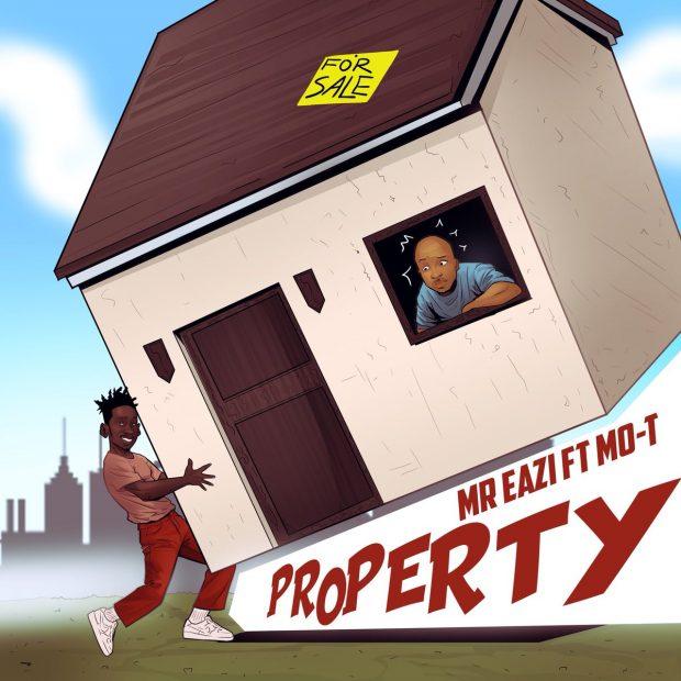 Mr Eazi – Property ft. Mo-T