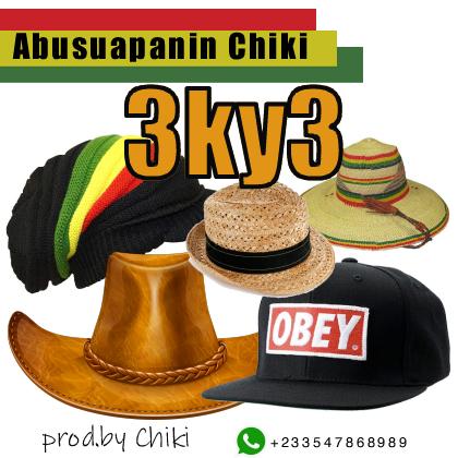 Abusua Panin Chiki - 3ky3 (Prod. By Chiki)