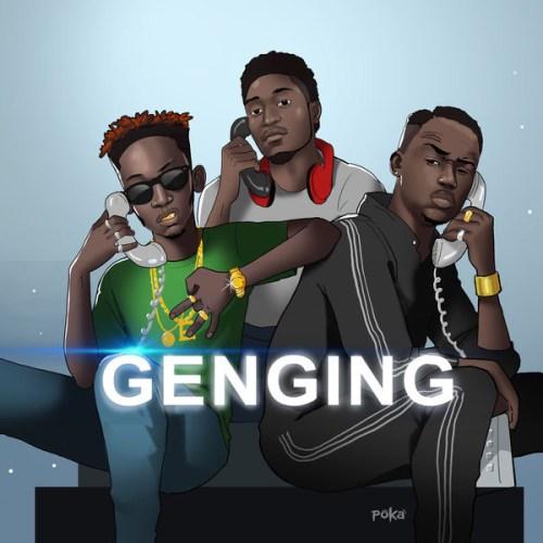 Guilty Beatz ft Joey B & Mr. Eazi – Genging (Prod. by Guiltybeatz)