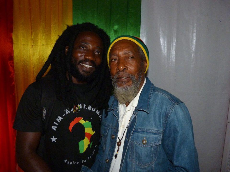 Ras Okro – Gang Jah Mix