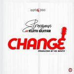 Strongman ft. Kumi Guitar – Change (Prod. By KC Beatz)