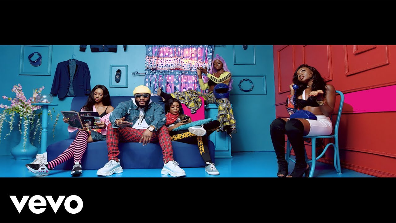 Kcee feat. Tekno – Boo (Official Video)